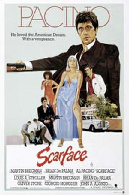 Scarface (1932) / Scarface (1983) Photos + Posters