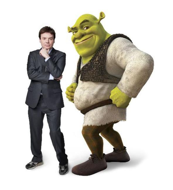 New Photos from Shrek the Third