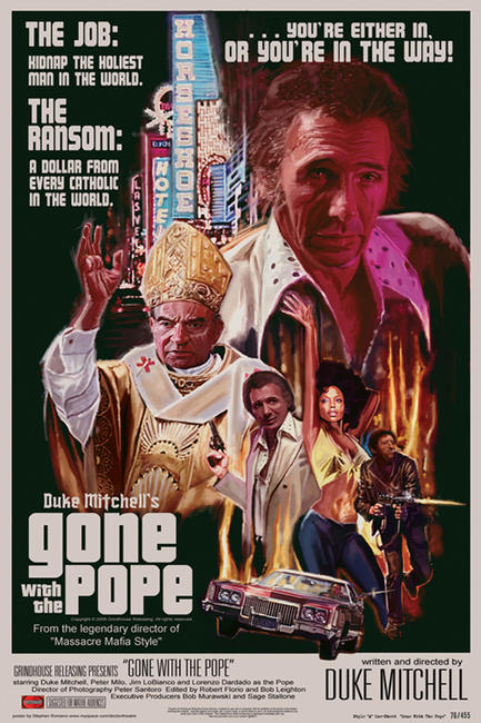 Gone With the Pope Photos + Posters