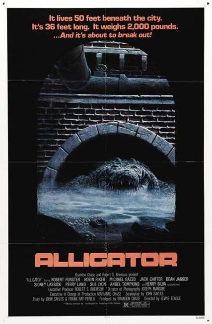 Alligator / Cujo Photos + Posters
