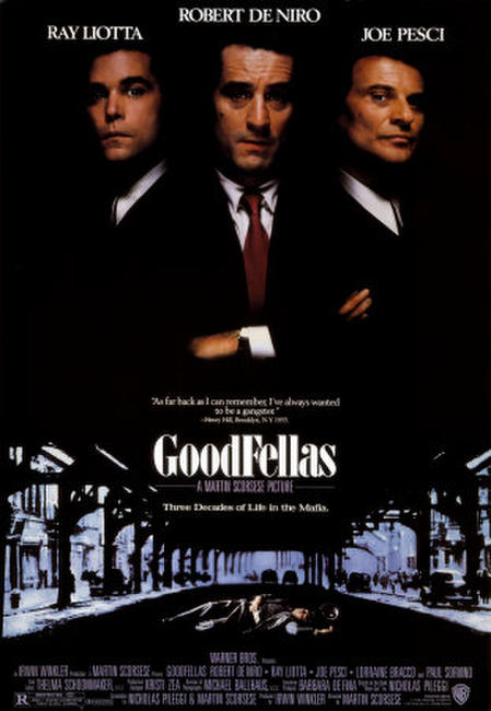 Goodfellas/Mean Streets Photos + Posters