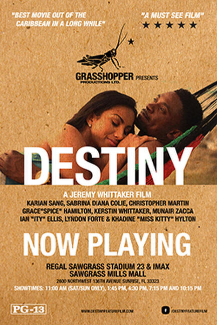 Destiny (2015) Photos + Posters