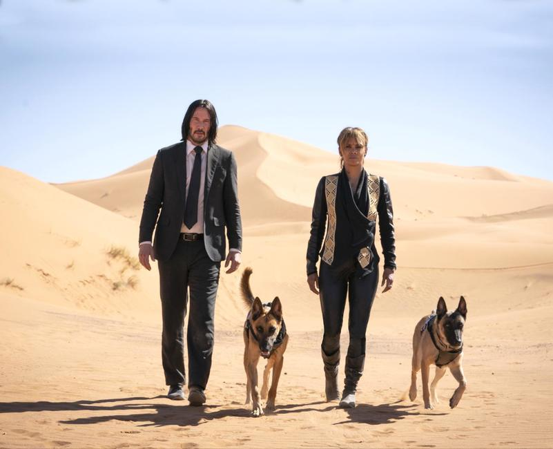 John Wick: Chapter 3 – Parabellum Photos + Posters