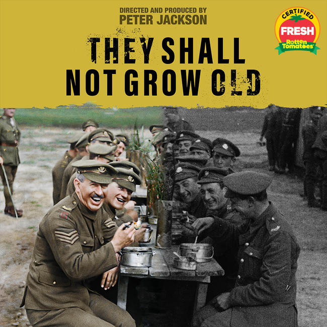 They Shall Not Grow Old Photos + Posters