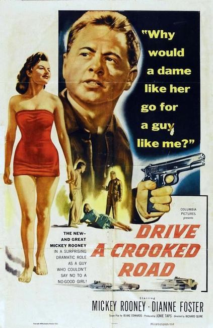 Drive a Crooked Road / Walk a Crooked Mile Photos + Posters