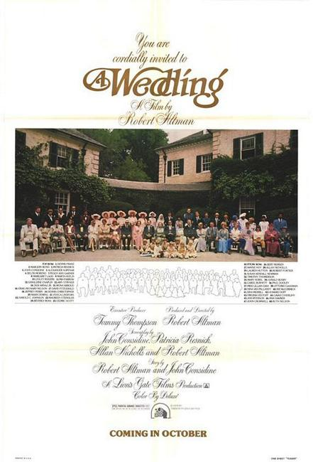 A Wedding / A Perfect Couple Photos + Posters
