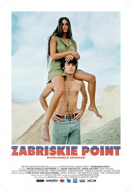 Zabriskie Point / If... Photos + Posters