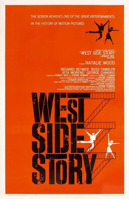 West Side Story in 70mm (1961) Photos + Posters