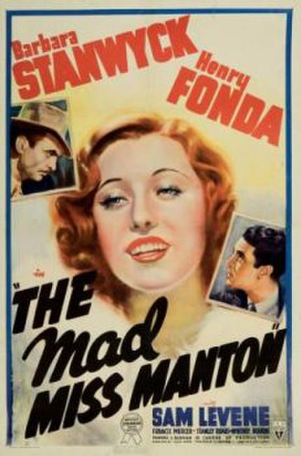 It's a Wonderful World / Mad Miss Manton Photos + Posters