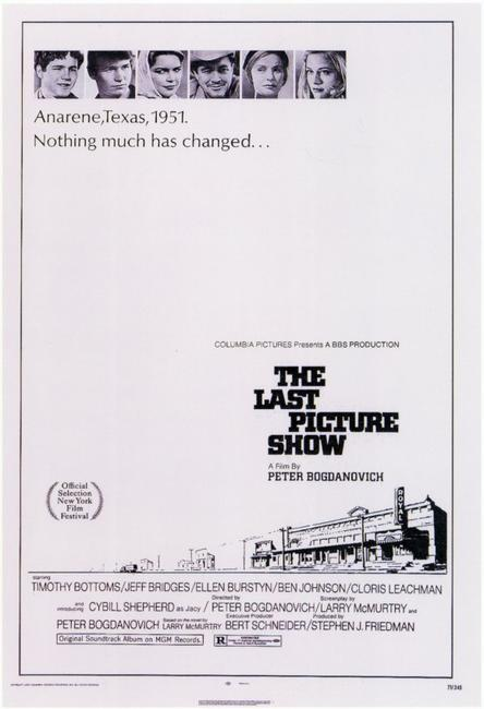The Last Picture Show/Texasville Photos + Posters
