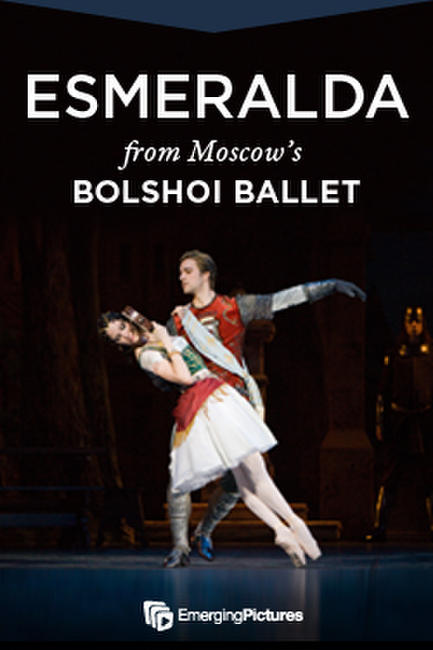Esmeralda - Bolshoi LIVE Photos + Posters