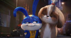 Watch Exclusive 'The Secret Life of Pets 2' Clip: Superhero Pajamas