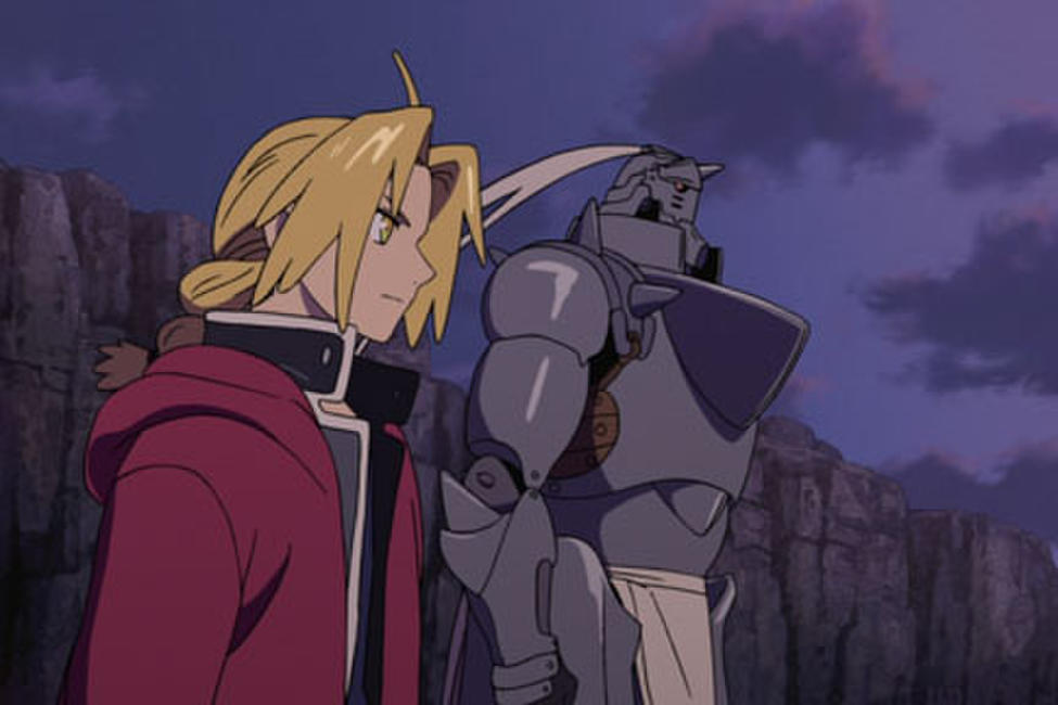 Fullmetal Alchemist: The Sacred Star of Milos Photos + Posters