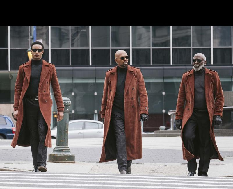 Shaft (2019) Photos + Posters