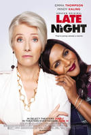 Late Night (2019) showtimes and tickets