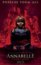 Annabelle Comes Home showtimes and tickets