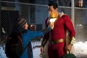 Say 'Shazam!' For An Exclusive Clip Of The Movie, and Get Tickets To See It Two Weeks Early
