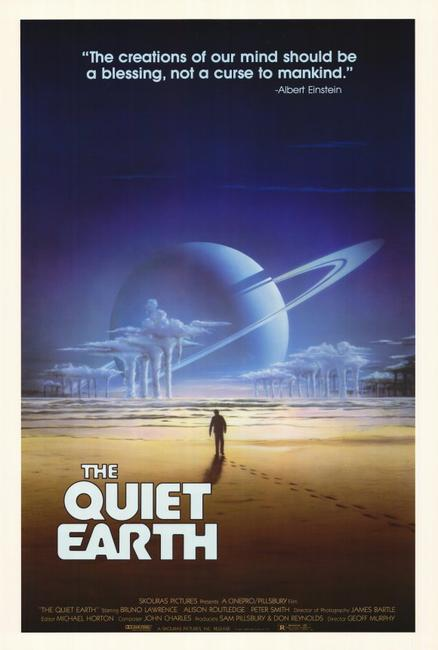The Quiet Earth/The Rapture Photos + Posters