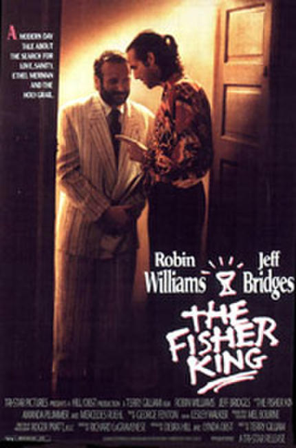 The Fisher King / Fear and Loathing in Las Vegas Photos + Posters
