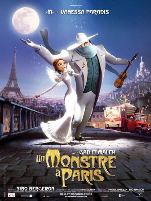 A Monster in Paris Photos + Posters