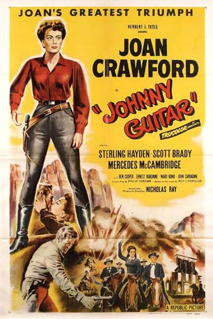 Johnny Guitar / The Badlanders Photos + Posters
