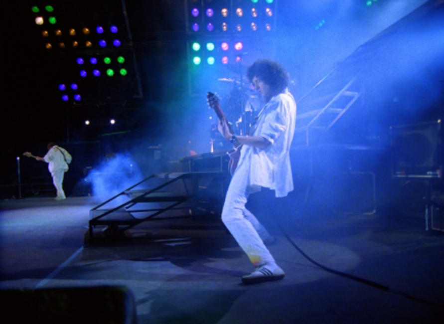 Queen - Hungarian Rhapsody: Live in Budapest '86 Photos + Posters
