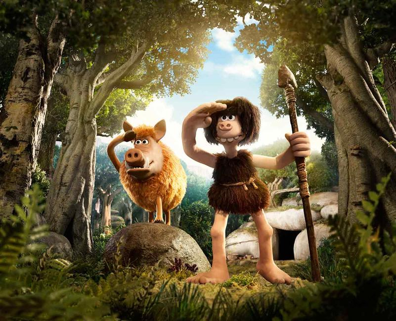 Early Man Photos + Posters