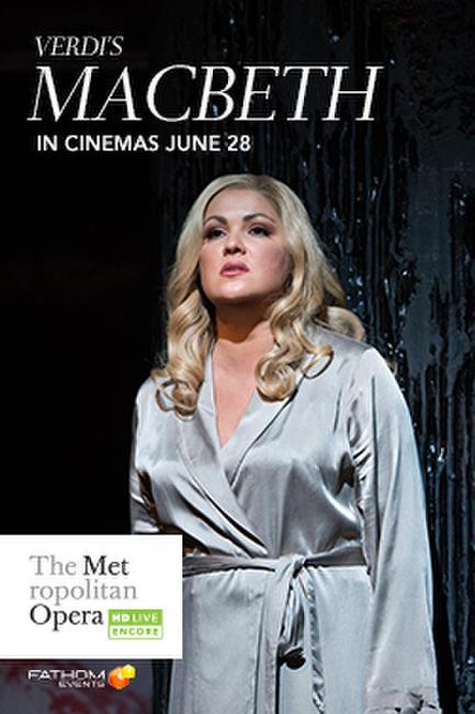 Macbeth Met Summer Encore Photos + Posters