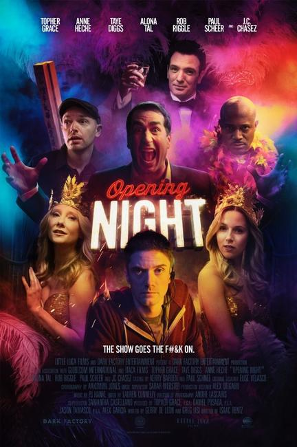 Opening Night Photos + Posters