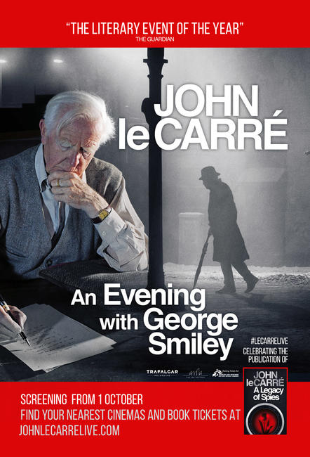 John Le Carre: An Evening With George Smiley Photos + Posters