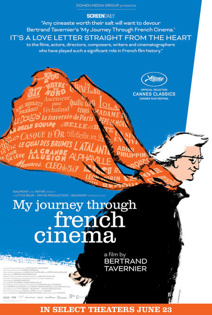 My Journey Through French Cinema Photos + Posters