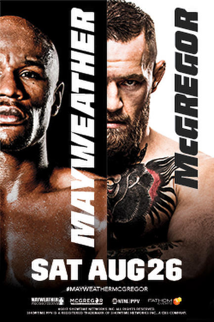 08.26.17 Mayweather vs. McGregor Photos + Posters