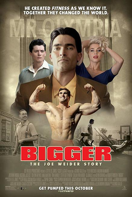 Bigger (2018) Photos + Posters