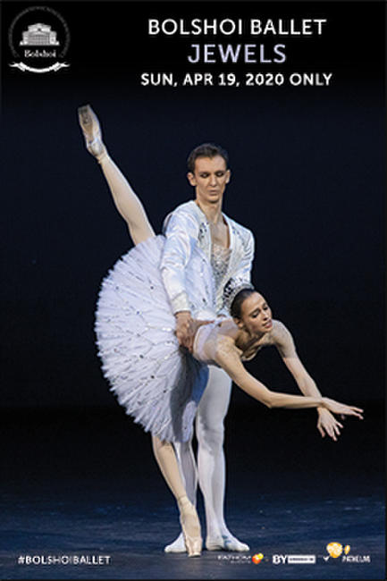 The Bolshoi Ballet: Jewels (2020) Photos + Posters