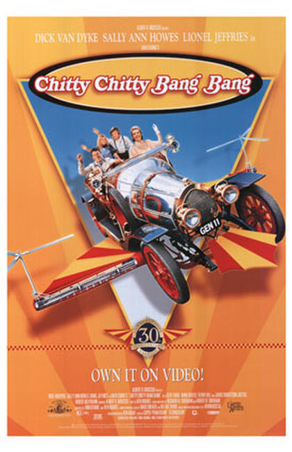 Chitty Chitty Bang Bang Photos + Posters