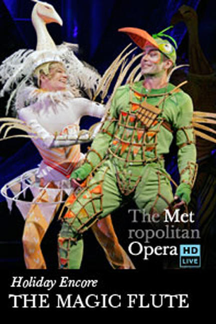 The Magic Flute – Met Opera Holiday Encore Photos + Posters