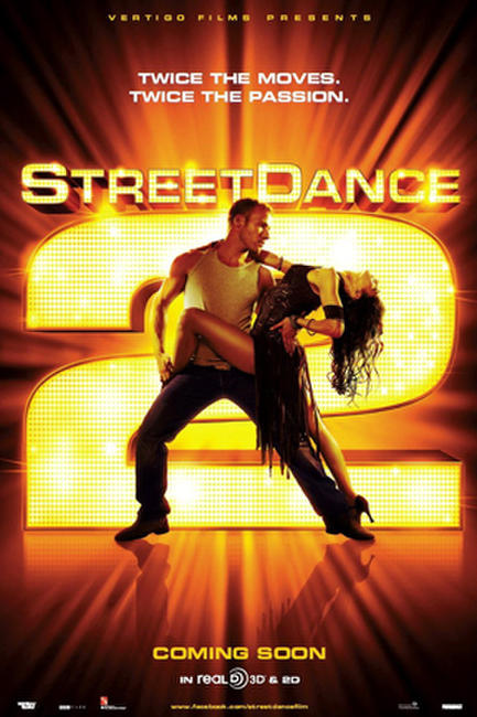 StreetDance 2 Photos + Posters