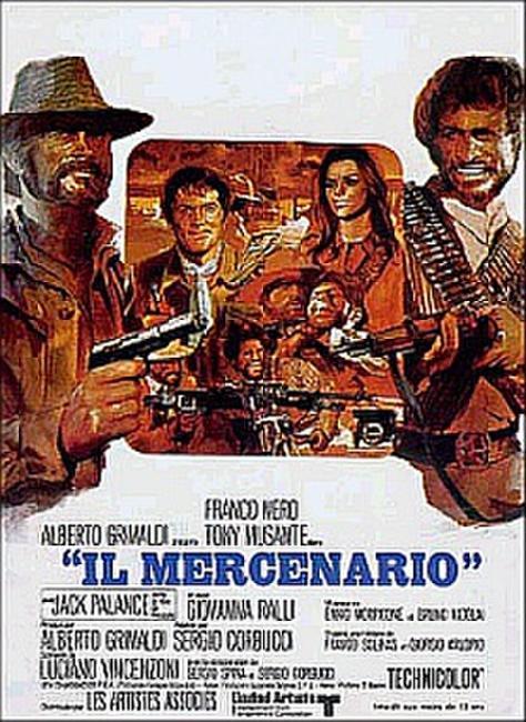 The Mercenary / Navajo Joe Photos + Posters