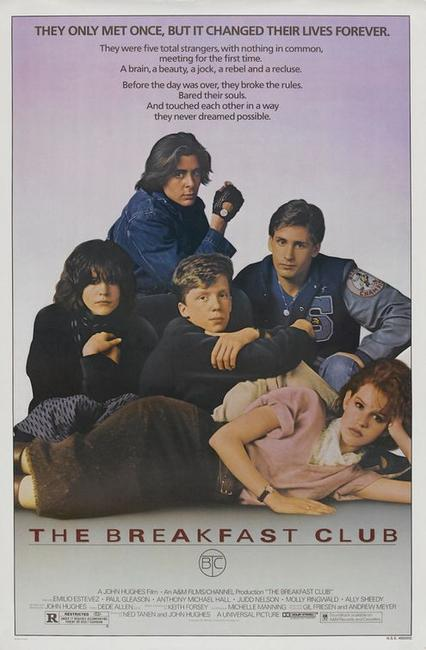The Breakfast Club / Summer School Photos + Posters