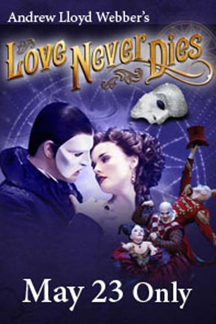 Phantom Week: Love Never Dies Photos + Posters
