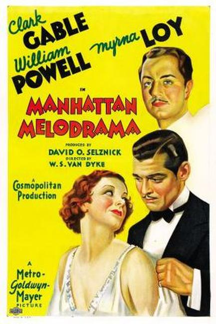 Myrna in Hollywood/Manhattan Melodrama Photos + Posters