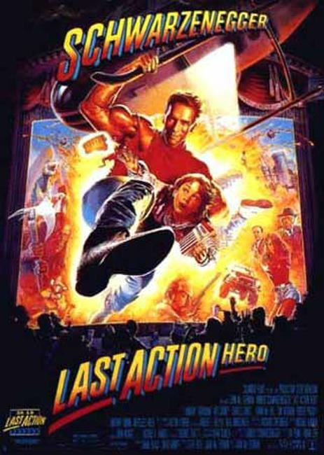 Last Action Hero / Cliffhanger Photos + Posters
