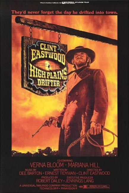 High Plains Drifter / Joe Kidd Photos + Posters