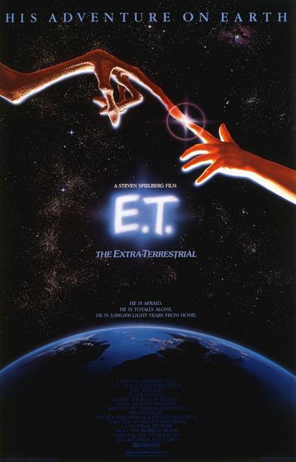 Alamo Drafthouse & Fandango Present – The Summer of 1982: E.T. Photos + Posters