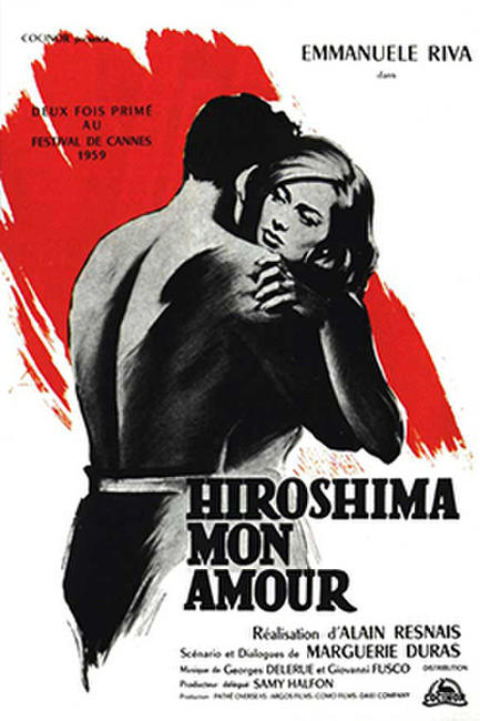 HIROSHIMA, MON AMOUR / LAST YEAR AT MARIENBAD  Photos + Posters