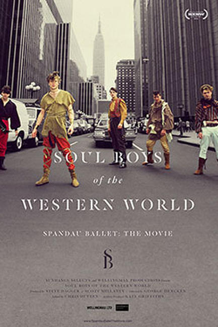 Soul Boys of the Western World Photos + Posters
