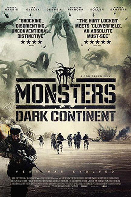 Monsters: Dark Continent Photos + Posters