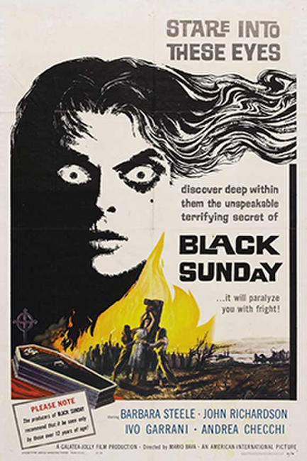 Black Sunday / Black Sabbath Photos + Posters