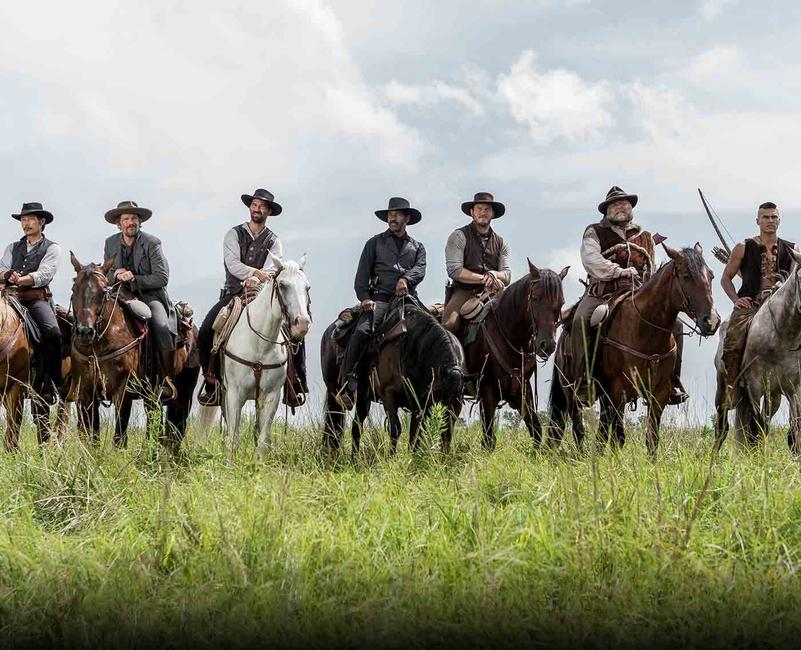 The Magnificent Seven (2016) Photos + Posters