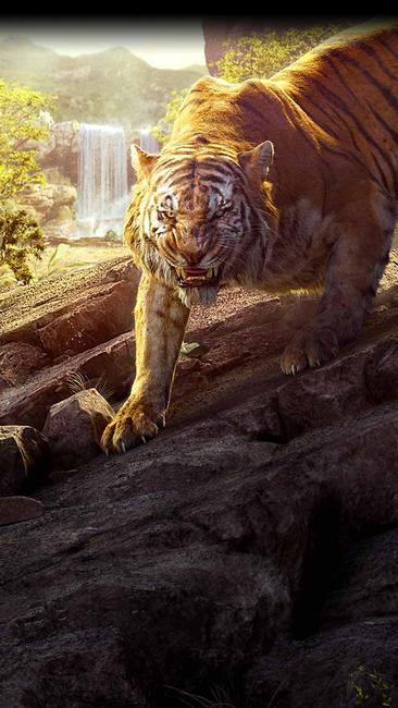 The Jungle Book (2016) Photos + Posters